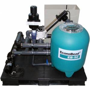 Aquaforte Econobead Eb-50 Compleet Filtersysteem   Aquaforte