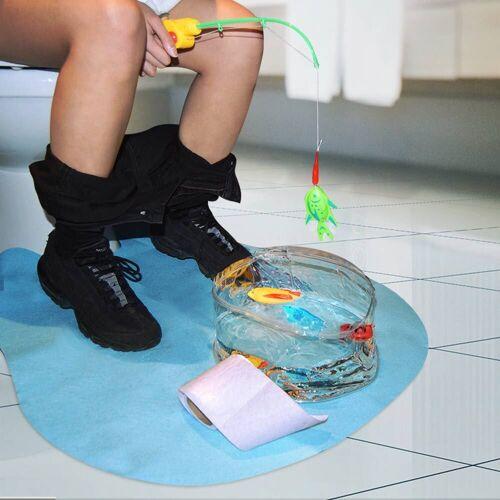 MikaMax Toilet Vissen