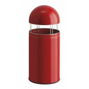 Vepa Bins Big Cap ruime design afvalbak 120 liter, Wesco (VB357901R)