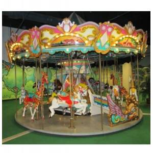High Lite Carousel 18 Voet Diameter - Consignment