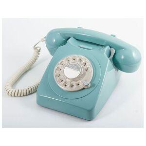 GPO Draaischijf Telefoon '70 Ontwerp Blauw