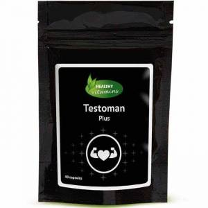 Healthy Vitamins Testoman Plus