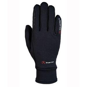Roeckl Rijhandschoen Polartec Warwick Winter  - black - Size: 6.5