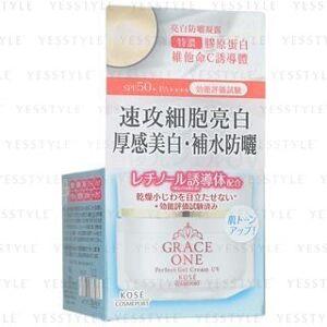 Kose - Grace One Perfect Gel Cream UV 100g