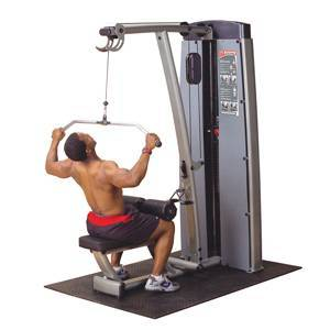 Body-Solid Dual Line Pro Dual Lat & Mid Row Machine