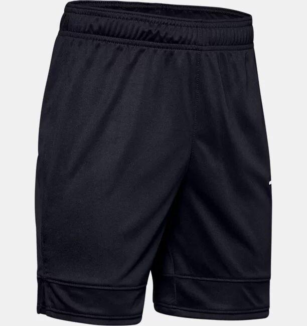 Under Armour Jongensshorts UA Challenger III Knit  - Boys - Black - Grootte: YL