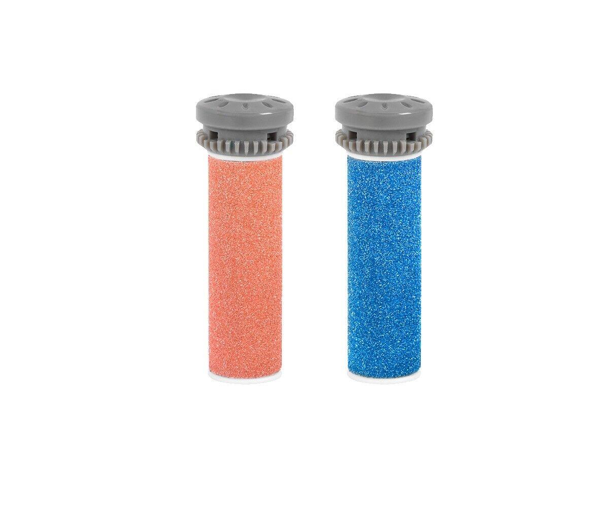 Silk'n Rollers Silk'n MicroPedi Instant & Express Fine & Medium   Navulling rollers voor elektrische voetvijl - eeltverwijderaar