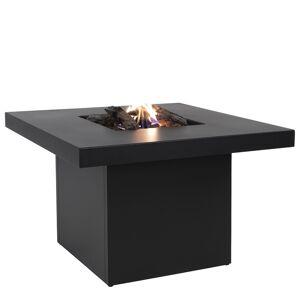 Cosi Fires Cosibrixx 90 aluminium antraciet