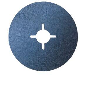 Bosch 2608606730 Fiberschuurschijf R574 - Metaal - K120 - 22,23x115mm