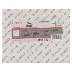 Bosch 2608200047 CN45-15 35HG Dakviltnagel - Verzinkt - 35 mm - (4000 st)