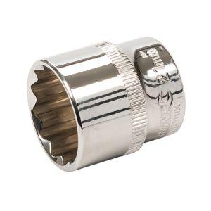 """Silverline 843595 Dopsleutel - Twaalfkant - 3/8"""" - 7mm"""