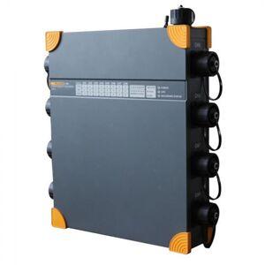 Fluke 1760TR BASIC Driefase Power Quality Recorder - snelle transiëntenanalyses tot 10MHz - 8 ingangskanalen