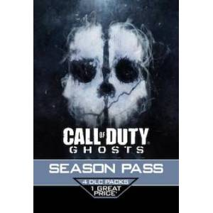 Call of Duty: Ghosts - Season Pass Xbox Live Key EUROPE