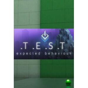.T.E.S.T: Expected Behaviour ? Sci-Fi 3D Puzzle Quest Steam Key GLOBAL
