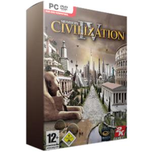 Sid Meier's Civilization IV Steam MAC Gift GLOBAL