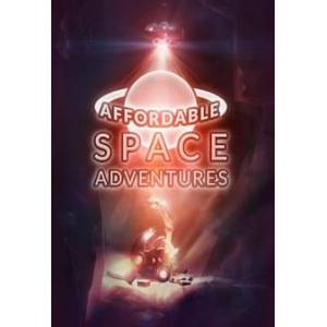 Affordable Space Adventures eShop Key EUROPE