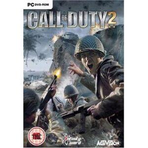 Call of Duty 2 Steam Key MAC GLOBAL