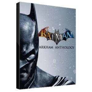 Batman: Arkham Anthology Steam Key GLOBAL