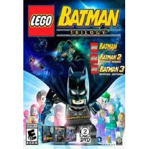 LEGO Batman Trilogy Steam Gift GLOBAL