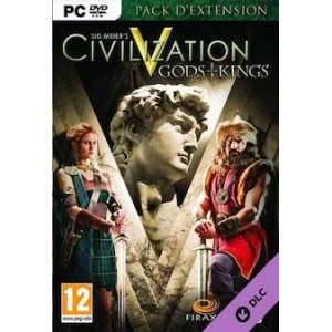 Sid Meier's Civilization V Gods and Kings Gift Steam MAC GLOBAL