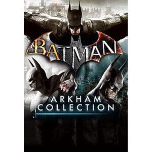 Batman: Arkham Collection Steam Gift GLOBAL