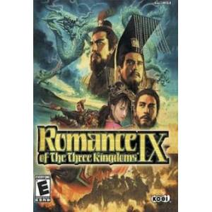 Romance of the Three Kingdoms IX with Power Up Kit Steam Gift EUROPE