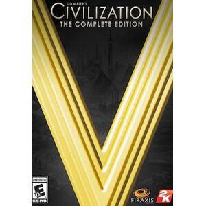 Sid Meier's Civilization V: Complete Edition Steam Key MAC GLOBAL