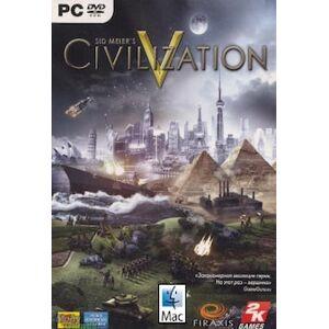 Sid Meier's Civilization V Steam MAC Key GLOBAL