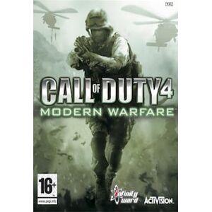 Call of Duty 4: Modern Warfare Steam Key MAC GLOBAL
