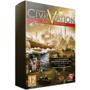 Sid Meier's Civilization V: Gold Edition Steam MAC Gift GLOBAL