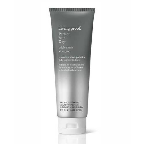 Living Proof Phd Triple Detox Shampoo 160ml