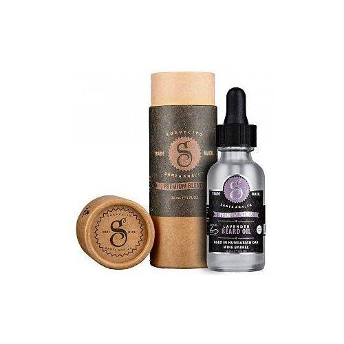 Suavecito Premium Baardolie 30ml Lavendel