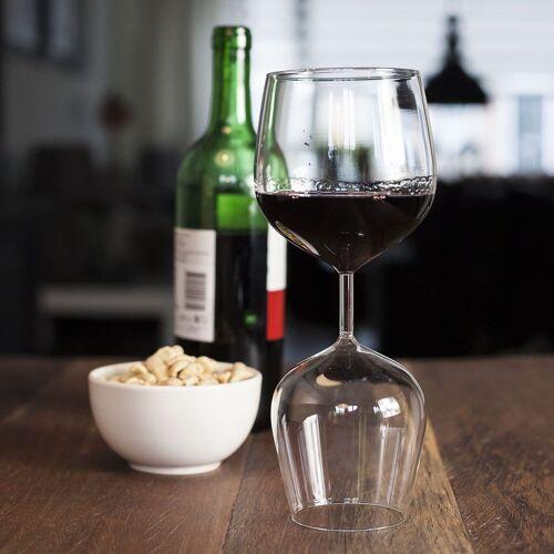Invotis Rood En Witte Wijnglas