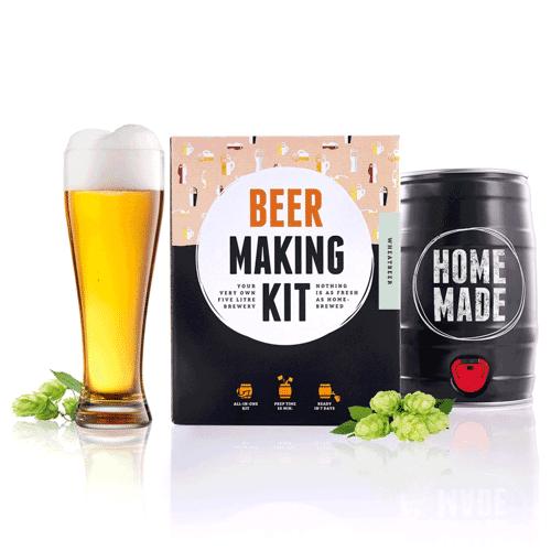 Brew Barrel Bierbrouw Pakket - Witbier