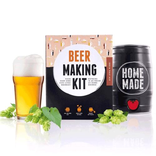 Brew Barrel Bierbrouw Pakket - India Pale Ale