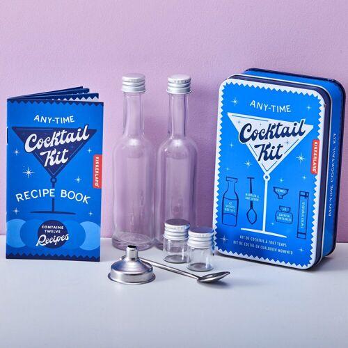 Kikkerland Cocktail Kit