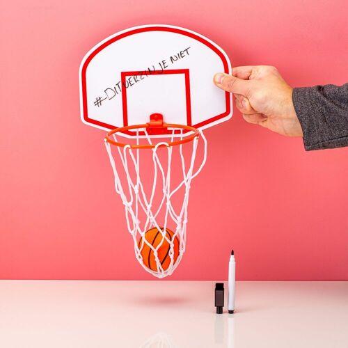 Balvi Magnetische Basketbal Set
