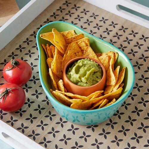Balvi Kawaii Avocado Snack Set