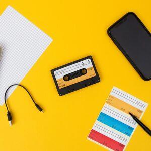 Suck UK Cassettebandje Bluetooth Speaker - Suck UK