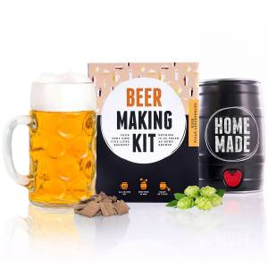 Brew Barrel Bierbrouw pakket - Oktoberfest