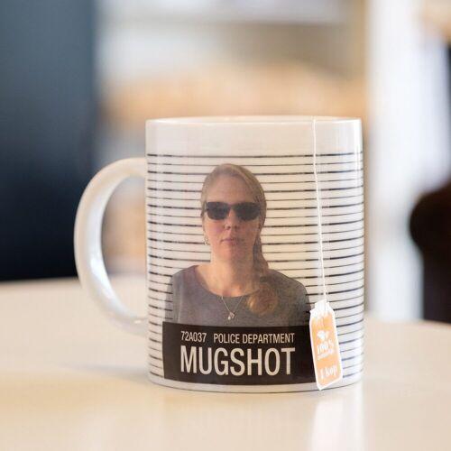 Bitten Mugshot Mok
