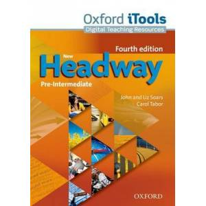 New headway pre-intermediate itools dvd-rom