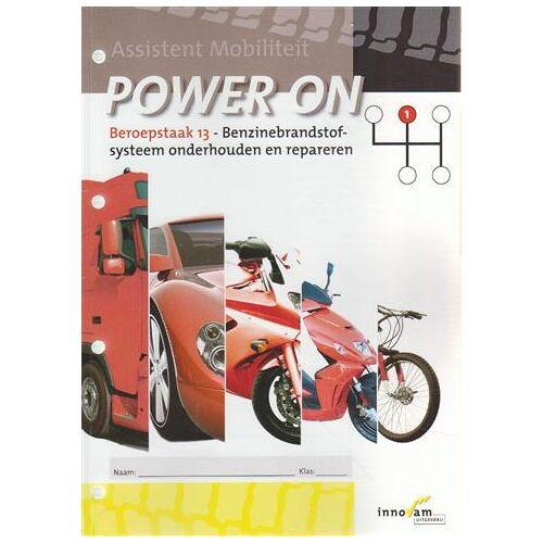 Power on beroepstaak 13 benzinebrandstofsysteem