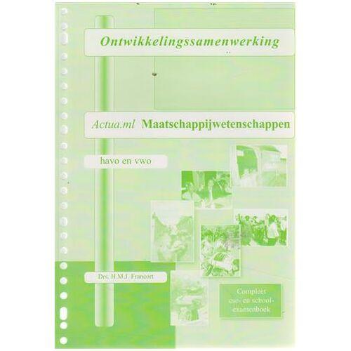Actua.ml ontwikkelingssamenwerking havo/vwo (ed 2008)