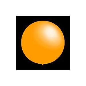 ballonnenparade Decoratieve ballonnen - 30 cm - donker geel professionele kwaliteit