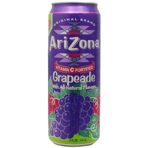 Arizona Arizona Grapeade 680ml