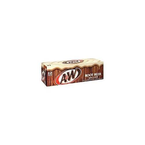 A&W A&W Root Beer 355ml 12 Blikjes