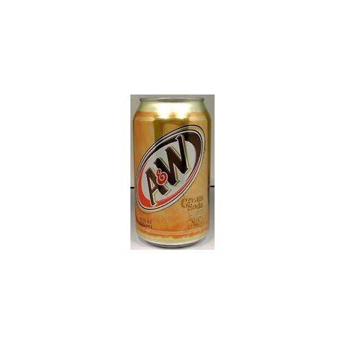A&W A&W Cream Soda 355ml 12 Blikjes