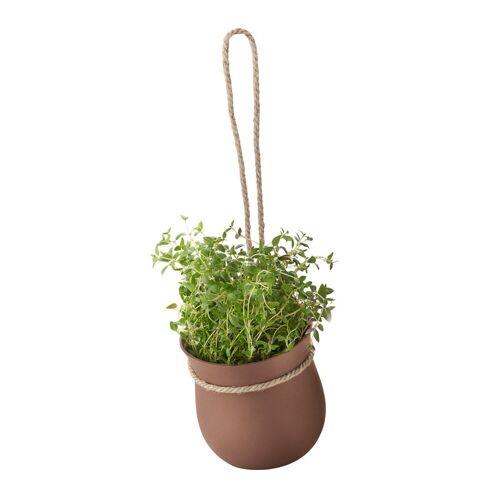 RIG-TIG Grow-It kruidenpot terracotta