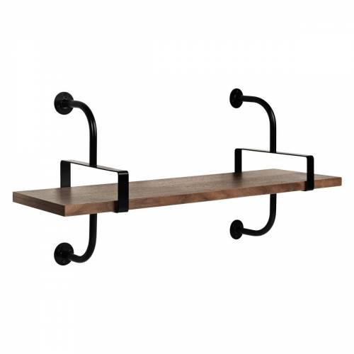 Gubi Démon plank 1 verdieping 95 cm Walnut